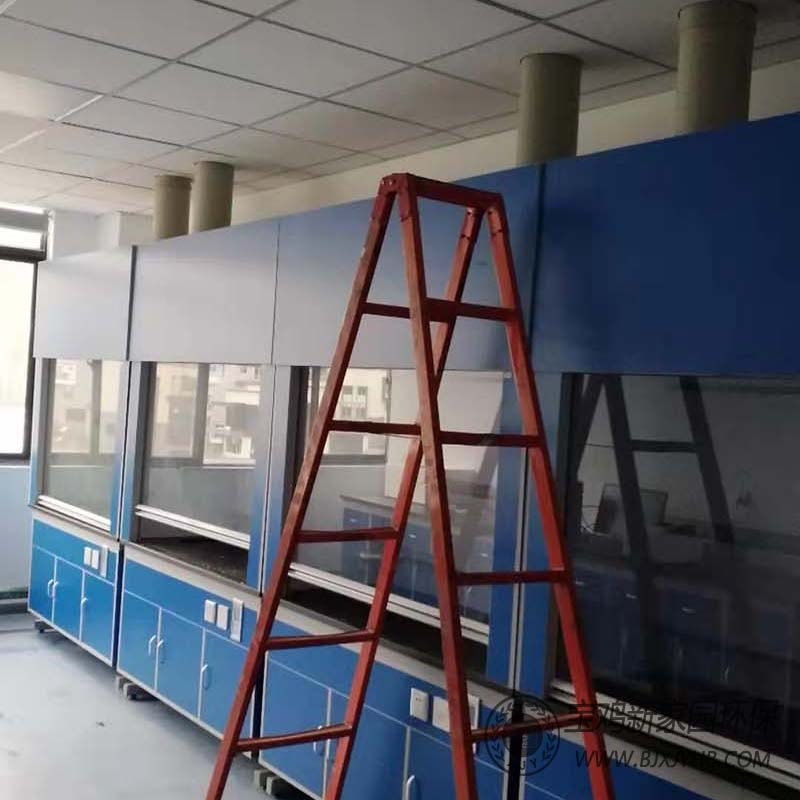 实验室废气,废水综合治理案例