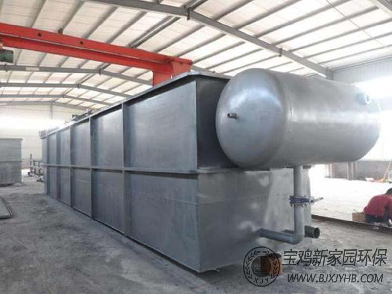 溶气气浮设备溶气气浮机